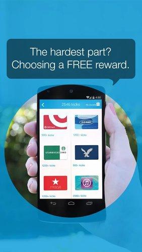 Shopkick Android app