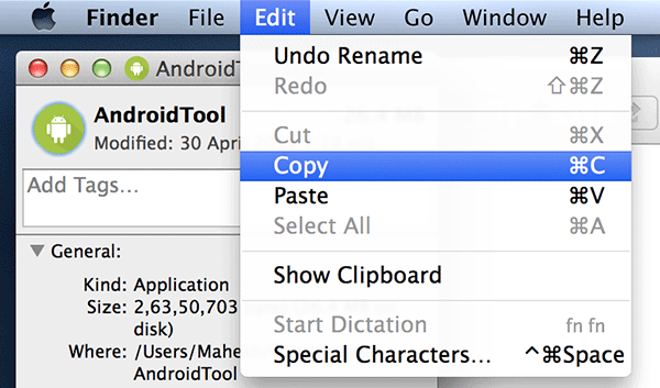 Copy the selected icon to your clipboard.