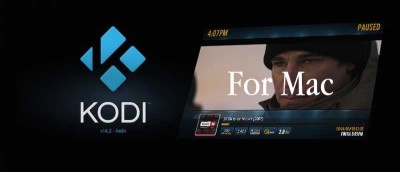 Installing Kodi to Make Your Mac into a Media Center