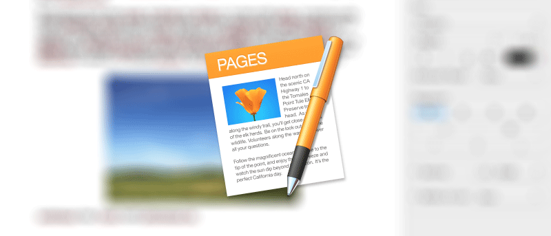 How to Extract an Image From a Pages Document on Mac