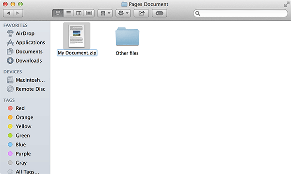 Rename the file so that it has '.zip' as its extension.
