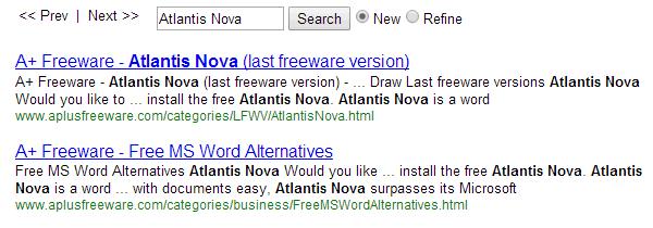Freew-AP-SearchResults