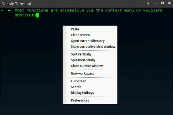 deepinterminal-context-menu