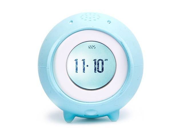 Wake Up with the Alarm That Runs, Jumps & Plays Your Favorite Tracks!