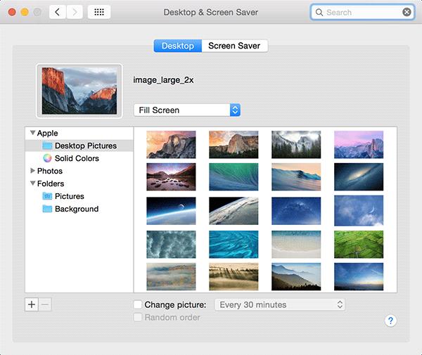 saverasbg-screensaver