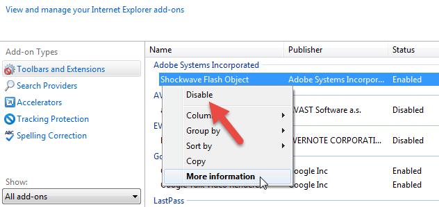 disable-flash-ie-disable-plugin