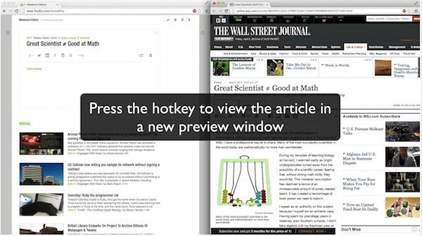 feedly-chrome-feedly-preview-window