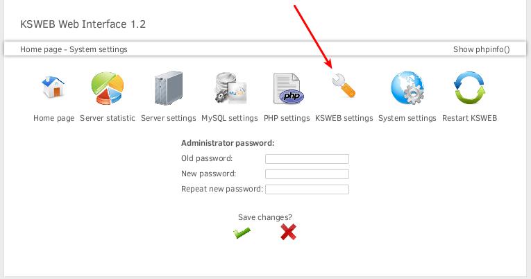 ksweb-change-password