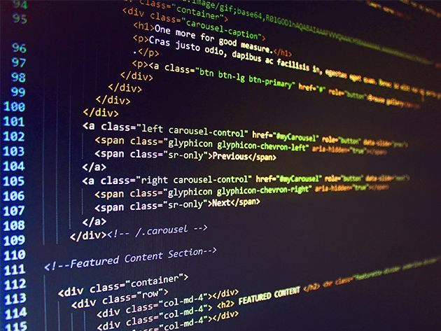 Foundations of Front-End Development Course