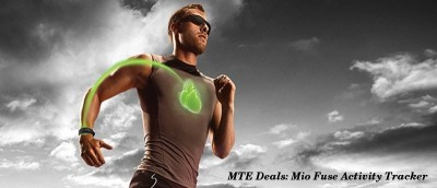 MTE Deals: Mio FUSE Activity Tracker and Heart Rate Monitor