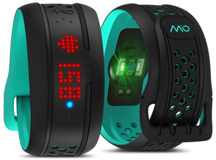 Mio FUSE Activity Tracker and Heart Rate Monitor