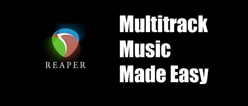 Music Production on the Cheap with Reaper