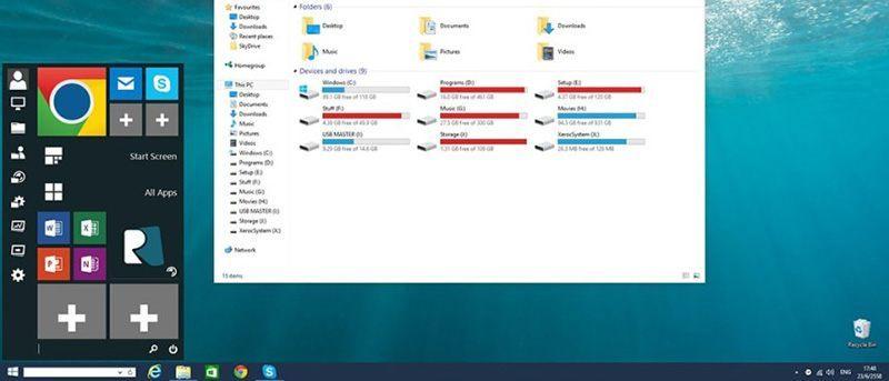 How to Transform Windows 7 or 8 into Windows 10