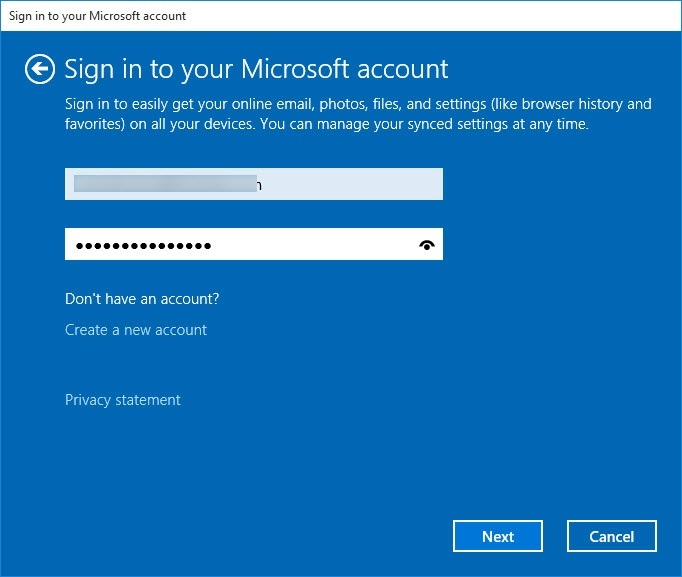 windows10-cortana-enter-email
