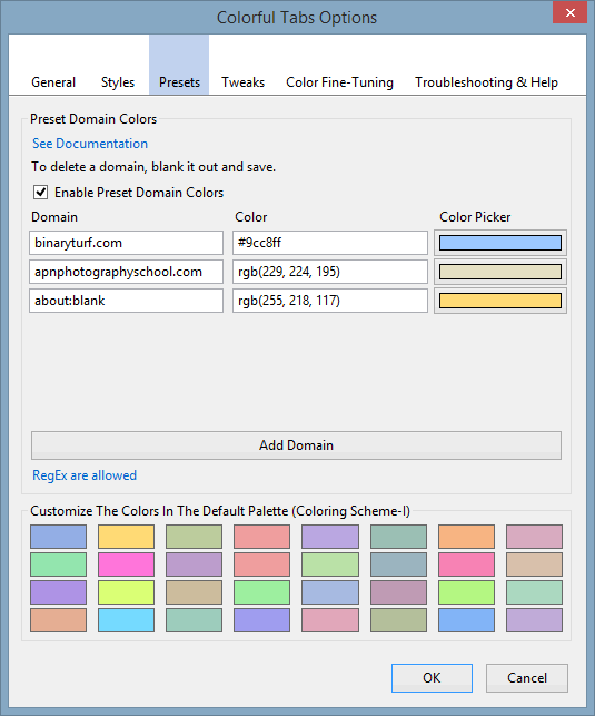 Coltab-Browser-DomainColors