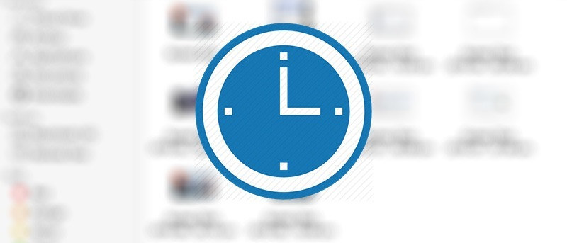 How to Remove the Time Stamp From Screenshot File Names on Your Mac