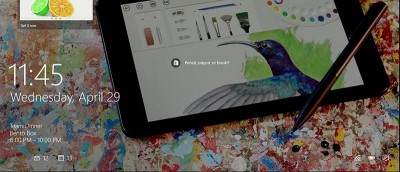 How to Customize The Lock Screen in Windows 10