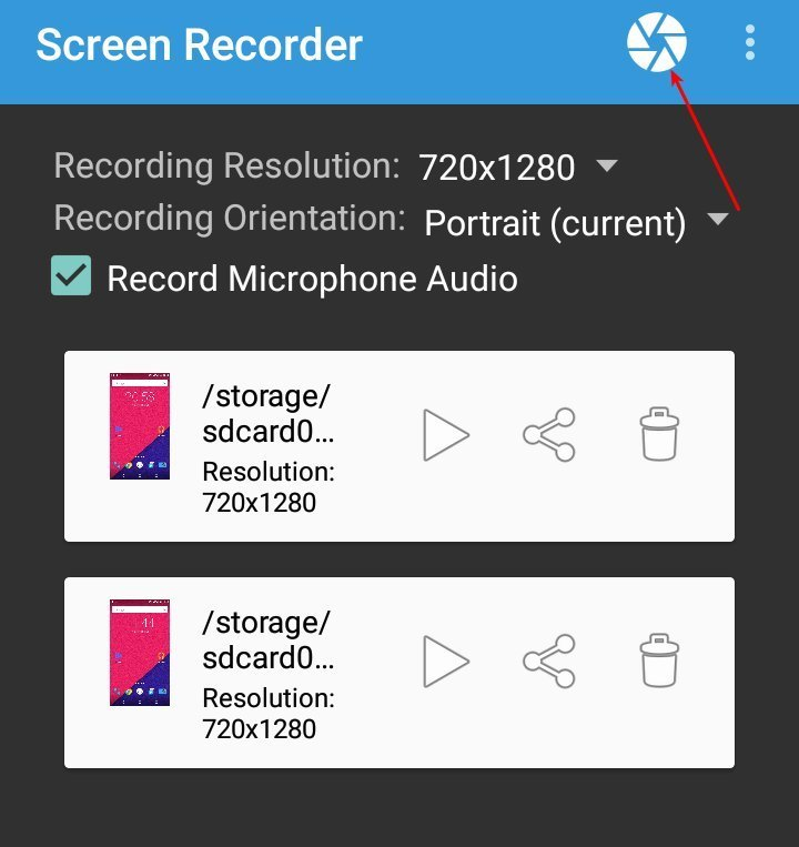 7 of the best android screen-recording apps