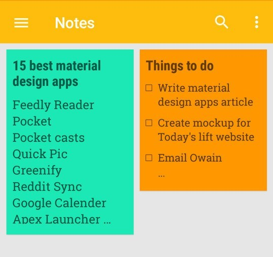 android-material-google-keep