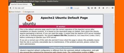 Securing Apache On Ubuntu – Part 2
