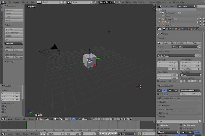 blender-3d-basic-interface