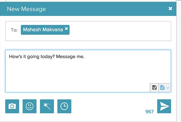 sendtext-message