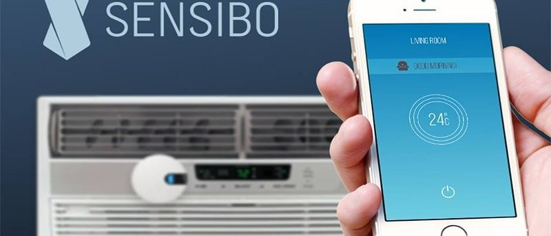 Sensibo: Control Your A/C From Anywhere - Review and Giveaway