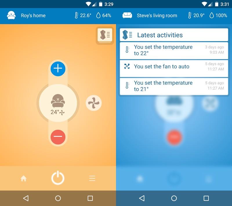 sensibo-mobile-app