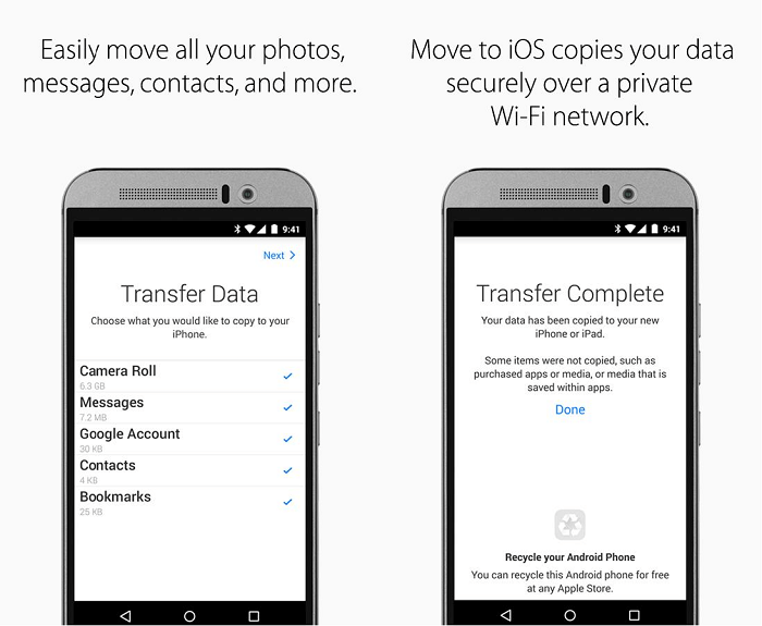 transfer-android-data-to-iphone-move-to-ios-options