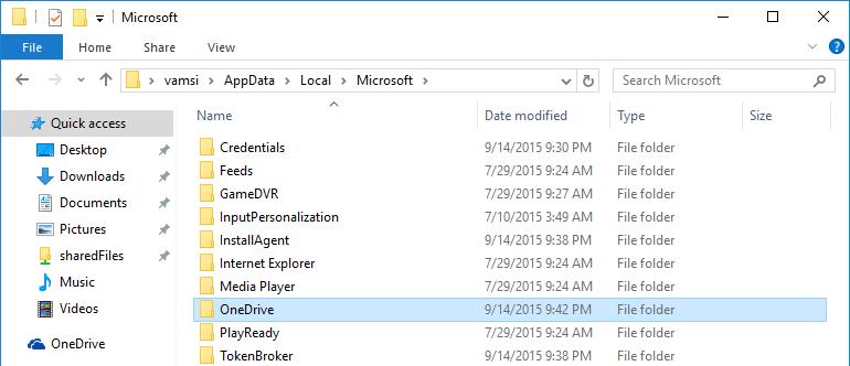 uninstall-onedrive-remove-local-folder