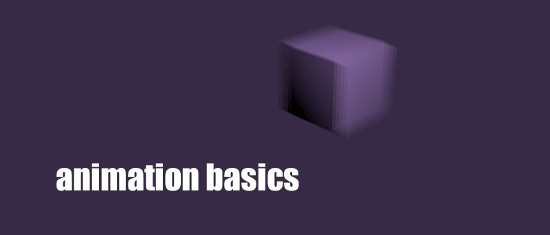 Blender 3D Animation Basics
