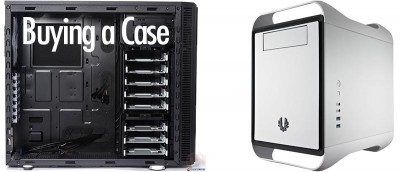 Buying a Case: Drive Bays, Form Factor and More
