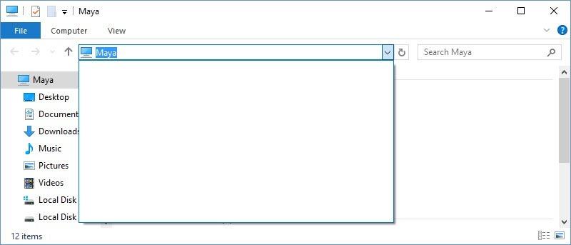 delete-file-explorer-address-bar-history-address-bar-cleared
