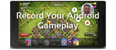Record Your Android Gameplay