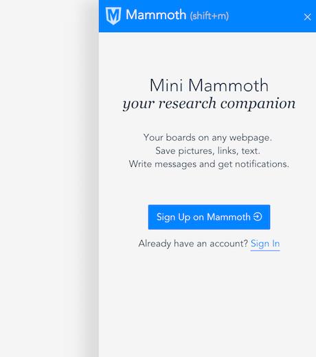 mini-mammoth-sign-up