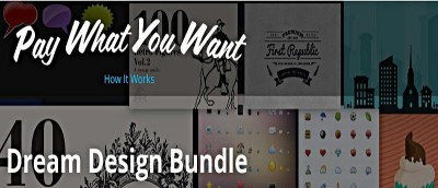 Pay What You Want: Dream Design Bundle