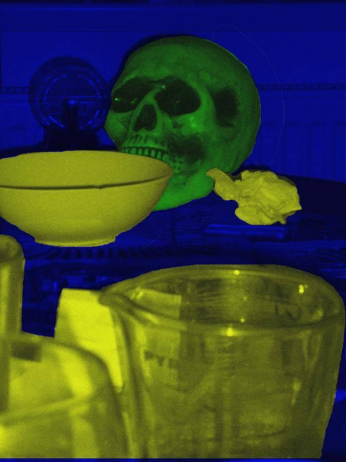 popart-pixlr-skull-blue