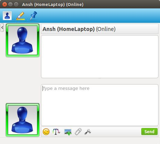 retroshare-start-chat