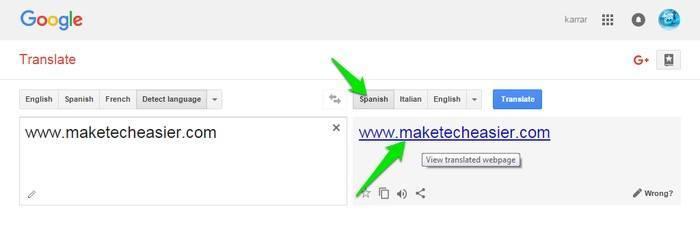 Access-Blocked-Websites-Translate-Website
