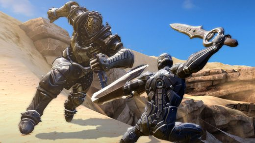 iOS Only Apps Infinity Blade Games
