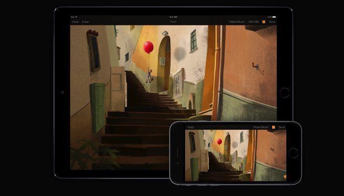 iOS Only Apps Pixelmator