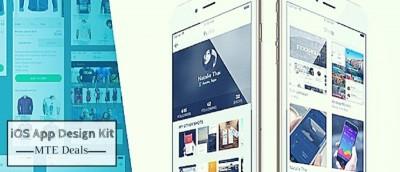 MTE Deals: Mega iOS App Design Kit