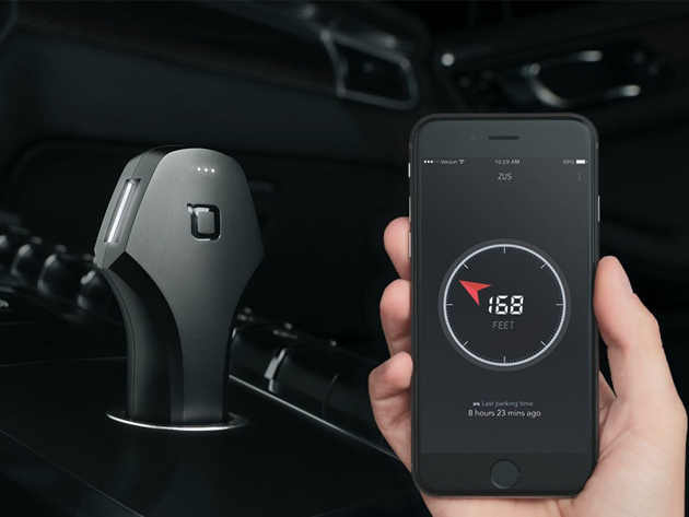 Zus Smart Car Charger & Locator