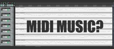 Turn MIDI Files into Multitrack Music with Reaper
