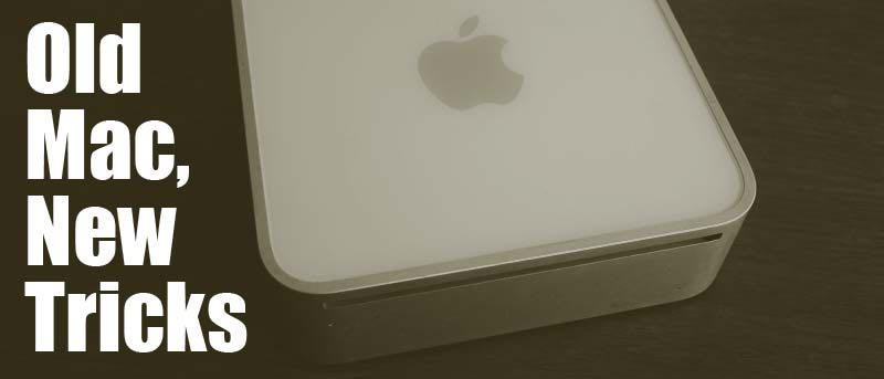 5 Cool Things You Can Do With Your Old Apple Computer