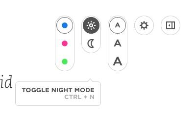Cool Evernote Presentation -mte- Night Mode