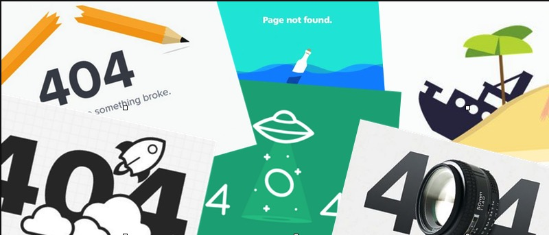 Designing Fun and Creative WordPress 404 Pages