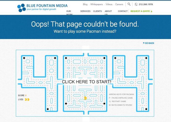Creative 404 -mte- 18 - Blue Fountain