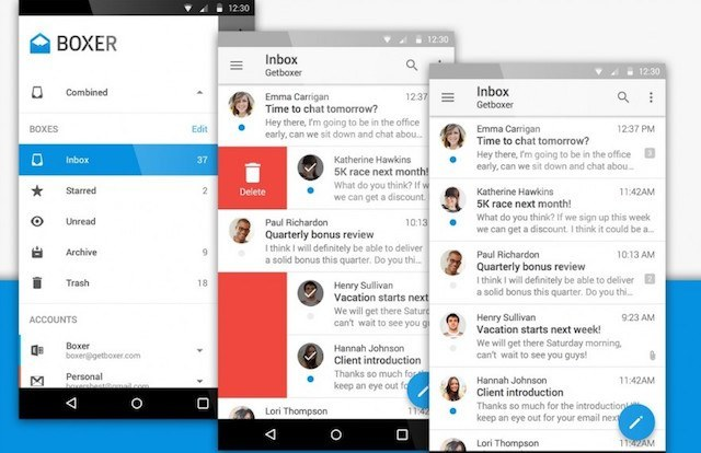 CyanogenMod Boxer C-App