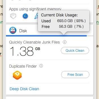 Dr. Cleaner -mte- Disk